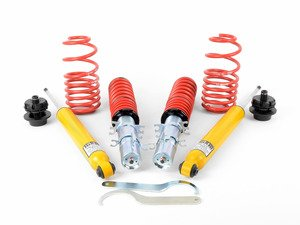 ES#1470 - 29525-2 - Street Performance Coilover Kit - Fixed Damping - Fine tune your appearance and handling with H&R's Street Performance Coil Overs - H&R - Volkswagen