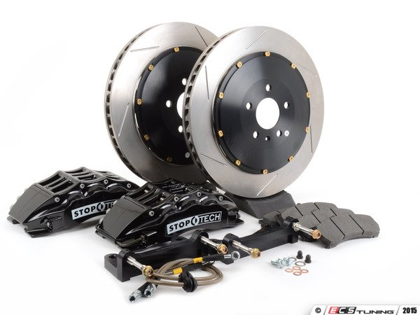 Front Brake Rotor 83.186.6700.81 StopTech