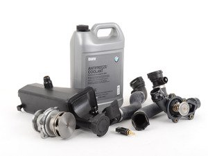 ES#263518 - ECSE461711-1 - ECS Cooling System Refresh Kit - Level 1 - Contains the components that commonly fail in your cooling system - featuring aftermarket contents - Assembled By ECS - BMW