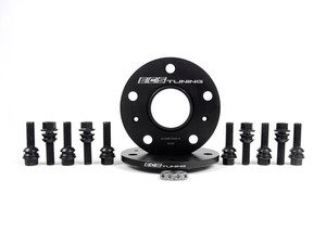 ES#2702490 - 001366ECS10KT - ECS Wheel Spacer Kit - 10mm - Includes one pair of wheel spacers with lug bolts - ECS - Porsche