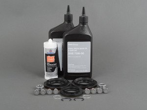 ES#2684742 - 33107505604KT - Differential Service Kit - Everything you need to service your differential. - Genuine BMW - BMW