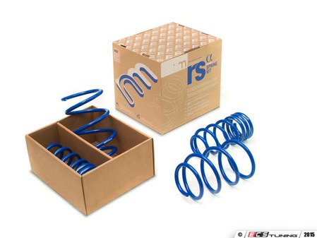 ES#2843613 - NM.558861 - RS-Alpha Spring Set - ALL4 - Lowering springs with a progressive rate - NM Engineering - MINI