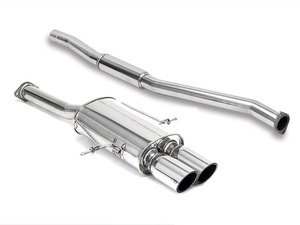 ES#2843590 - NM.308856 - NM Cat Back Exhaust System - Upgrade to a performance NM Engineering exhaust system - NM Engineering - MINI