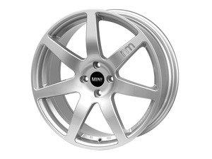 "ES#2848169 - nm.880701sKT - 18"" RSe07 Wheels - Set Of Four - Silver - 18""x7.5"" ET45 4x100 56.1CB - NM Engineering - MINI"