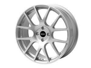 "ES#2848178 - nm.881201sKT - 18"" RSe12 Wheels - Set Of Four - Silver - 18""x7.5"" 4x100 ET45 56.1CB - NM Engineering - MINI"