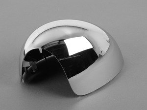 ES#81914 - 51162753669 - Mirror Cap Chrome - Left - Upgrade or replace your MINI side mirror cap - Genuine MINI - MINI