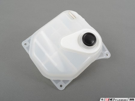 ES#2840848 - 4A0121403 - Coolant Expansion Tank - Replace your cracked tank - Behr - Audi