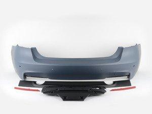 M Sport Style Rear Bumper - Dual Exit