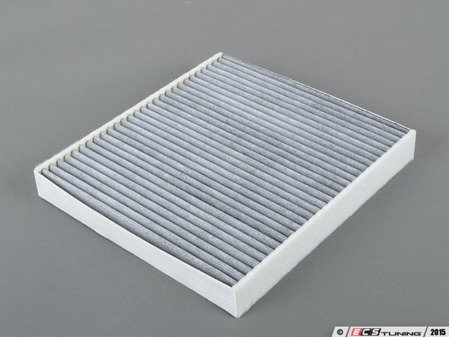 ES#2795729 - 5Q0819653 - Charcoal Lined Cabin Filter / Fresh Air Filter - A commonly missed filter, used to filter incoming air into the cabin - Mann - Audi Volkswagen