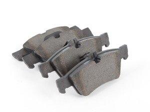 ES#2561298 - 0044204420 - Rear Brake Pad Set - Ceramic brake pad set - OP Parts - Mercedes Benz