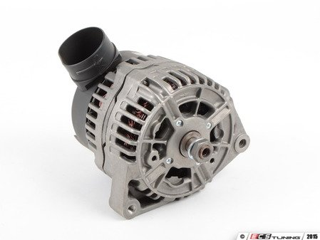 ES#2562527 - AL0797XKT - Remanufactured Alternator - 150 Amp - Includes an $88 refundable core charge - Bosch - Audi