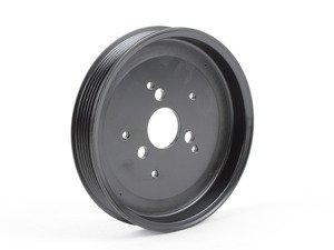 ES#280929 - 06E145255C - Power Steering Pump Pulley - Get rid of the squeaks and rattles - Genuine Volkswagen Audi - Audi