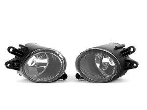 ES#2749119 - 133430EKT - Fog Lamp Assembly - Pair - Set of replacement fog lamp assemblies, complete with adjusters - Bremmen Parts - Audi