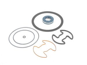 ES#1603924 - 0004604780 - Power Steering Pump Repair Kit - Contains the parts you will need to rebuild your power steering pump - Genuine Mercedes Benz - Mercedes Benz