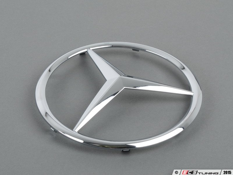 Genuine mercedes benz 1298880086 mercedes benz emblem for Mercedes benz insignia