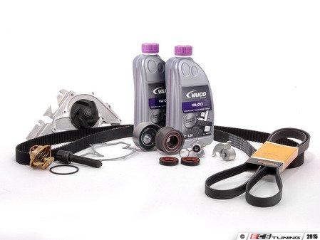 ES#6168 - 078198479V2TT+ - Timing Belt Kit - Ultimate Plus - Our most complete timing belt kit with coolant - Assembled By ECS - Audi