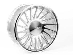 """ES#2836730 - 3sdm0055KT - 19"""" 0.04 - Set Of Four - 19""""x8.5"""" ET35 5x112 - Silver/Cut - 3SDM - Audi Volkswagen"""