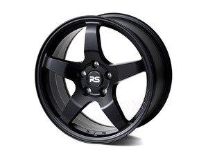 """ES#2841114 - 88.05.03bKT - 17"""" RSE05 - Set Of Four  - 17""""X8"""" ET45 5x112 - Satin Black - Neuspeed - Audi Volkswagen"""