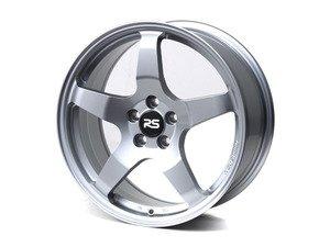 """ES#2841120 - 88.05.03sKT - 17"""" RSE05 - Set Of Four - 17""""X8"""" ET45 5x112 - Silver - Neuspeed - Audi Volkswagen"""
