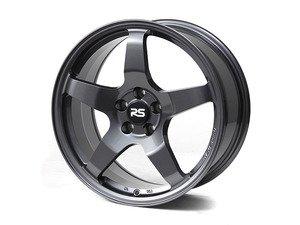 """ES#2841117 - 88.05.03gKT - 17"""" RSE05 - Set Of Four  - 17""""X8"""" ET45 5x112 - Gunmetal - Neuspeed - Audi Volkswagen"""