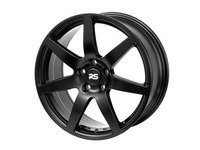 "ES#2841104 - 88.07.04bKT - 18"" RSE07 - Set Of Four  - 18""X8.5"" ET35 5x112 - Satin Black - Neuspeed - Audi Volkswagen"