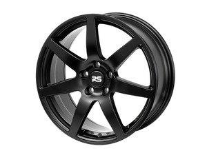 """ES#2841104 - 88.07.04bKT - 18"""" RSE07 - Set Of Four  - 18""""X8.5"""" ET35 5x112 - Satin Black - Neuspeed - Audi Volkswagen"""
