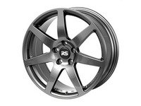 "ES#2841102 - 88.07.04gKT - 18"" RSE07 - Set Of Four  - 18""X8.5"" ET35 5x112 - Gunmetal - Neuspeed - Audi Volkswagen"