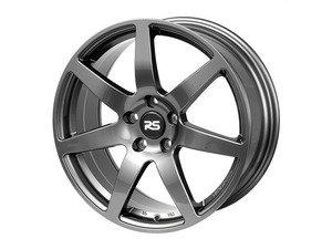 """ES#2841102 - 88.07.04gKT - 18"""" RSE07 - Set Of Four  - 18""""X8.5"""" ET35 5x112 - Gunmetal - Neuspeed - Audi Volkswagen"""