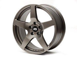 """ES#2841016 - 88.52.04brKT - 18"""" RSE52 - Set Of Four  - 18""""X9"""" ET40 5x112 - Satin Bronze - Neuspeed - Audi Volkswagen"""