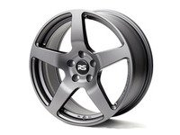"ES#2841013 - 88.52.04gKT - 18"" RSE52 - Set Of Four  - 18""X9"" ET40 5x112 - Satin Gunmetal - Neuspeed - Audi Volkswagen"