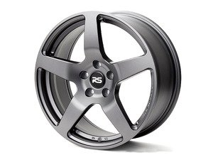 "ES#2841009 - 88.52.03gKT - 18"" RSE52 - Set Of Four  - 18""X8"" ET45 5x112 - Satin Gunmetal - Neuspeed - Audi Volkswagen"