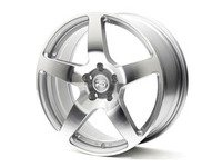 "ES#2841019 - 88.52.04msKT - 18"" RSE52 - Set Of Four  - 18""X9"" ET40 5x112 - Machine Silver - Neuspeed - Audi Volkswagen"