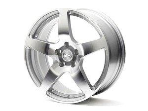 """ES#2841019 - 88.52.04msKT - 18"""" RSE52 - Set Of Four  - 18""""X9"""" ET40 5x112 - Machine Silver - Neuspeed - Audi Volkswagen"""