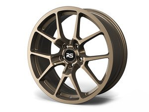 "ES#2841088 - 88.10.03brKT - 19"" RSE10 - Set Of Four  - 19""X8"" ET45 5x112 - Satin Bronze - Neuspeed - Volkswagen"