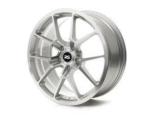 """ES#2841090 - 88.10.06msKT - 19"""" RSE10 - Set Of Four  - 19""""X9"""" ET45 5x112 - Machine Silver - Neuspeed - Audi Volkswagen"""