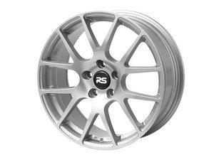 "ES#3082270 - nm.881203sKT - 18"" JCW RSe12 Wheel Silver - Set Of Four - 18""x7.5"" 5x112 ET40 66.6CB - NM Engineering - MINI"