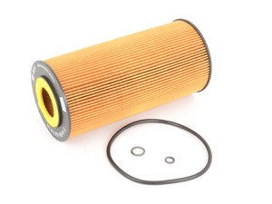 ES#1817205 - 6061800109 - Engine Oil Filter Kit - Priced Each - Includes all o-rings needed for installation - Genuine Mercedes Benz - Mercedes Benz