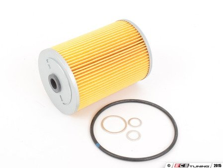 ES#2696070 - 0001800609 - Engine Oil Filter Kit - Priced Each - Includes all o-rings needed for installation - Full -