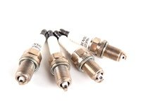 ES#1866550 - 3145 - Spark Plugs - Set Of Four - Keep your engine running strong with copper core plugs. - Denso - Audi Volkswagen