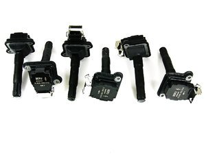 ES#8037 - 058998105 - Ignition Coils - Set Of Six - A common cure for misfire codes - Beru - Audi