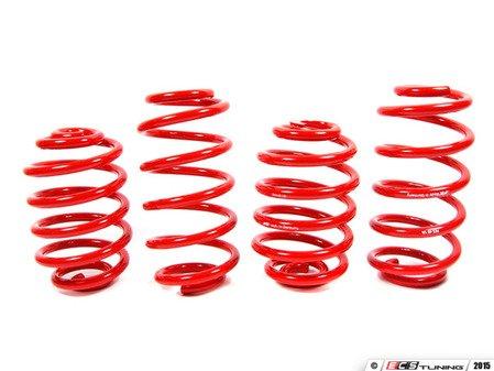 """ES#248219 - FKVW123 - High Tec Lowering Springs - Average lowering front: 2.2"""" rear: 1.6"""" - FK - Volkswagen"""