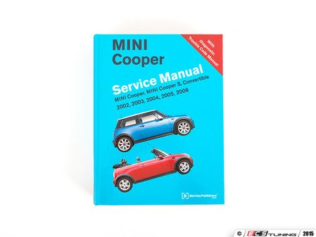 ES#2073657 - BM06 - MINI R50,R52,R53 Cooper, Cooper S, JCW (2002-2008) Service Manual  - A comprehensive must-have for any do-it-yourselfer! Includes 1440 pages pages of maintenance, service, and repair information. - Bentley - MINI