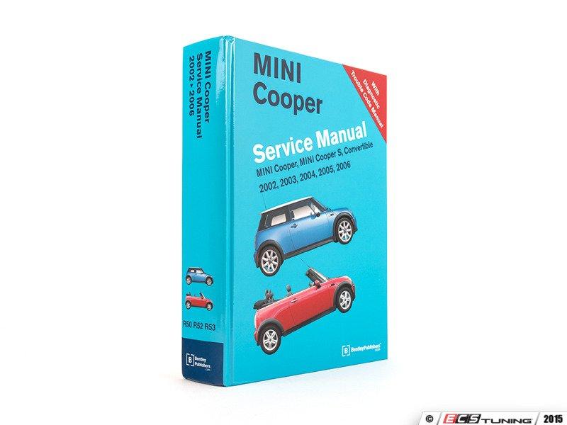 ecs news bentley service manual for your r50 r52 r53 mini cooper rh ecstuning com mini cooper r50 service manual download Mini Cooper Convertible