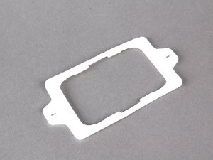 ES#89256 - 51211911998 - Door Handle Gasket - Priced Each - Placed between the door and handle assembly - Genuine BMW - BMW
