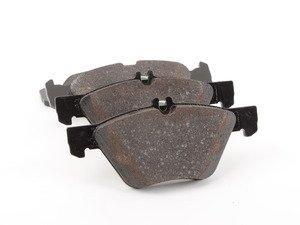 ES#2776266 - 004420032041 - Front Brake Pad Set - Does not include brake pad wear sensors - Genuine Mercedes Benz - Mercedes Benz