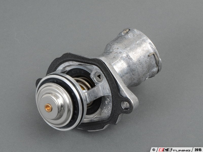 Service Manual Thermostat Replacement 2009 Mercedes Benz