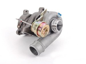 ES#5998 - 06A145704M - Borg Warner Turbocharger - Stock/OE replacement turbocharger, hardware not included - BorgWarner - Audi