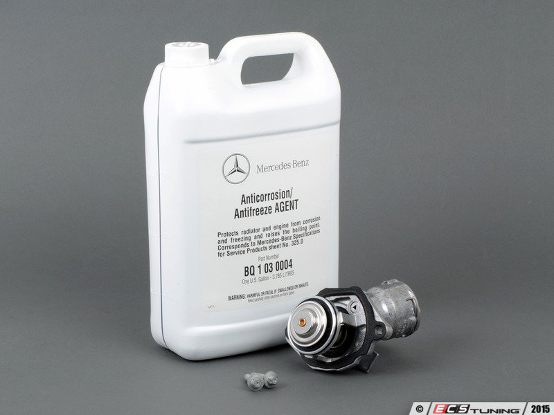Ecs News Mercedes Benz W211 Thermostat Replacement Kits