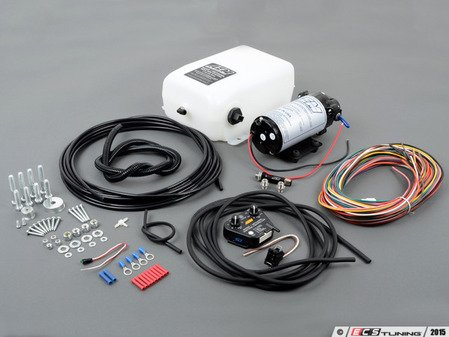 ES#517900 - 30-3000 - Water/Methanol Injection Kit - Increase power and efficiency while decreasing combustion temperatures - AEM Electronics  - Audi BMW Volkswagen Mercedes Benz MINI Porsche