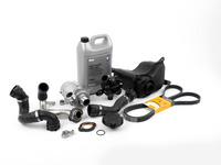 ES#2777666 - 17137607482KT6 - ECS Cooling System Refresh Kit - Level 2 - A more advanced refresh kit - with with all cooling system hoses and accessory belt - Assembled By ECS - BMW